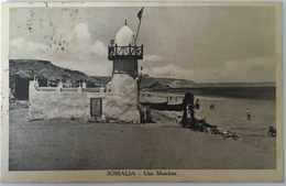 V 60519 Africa Orientale - Somalia - Una Moschea - Somalia