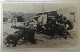V 60521 Africa Orientale - Etiopia - Dire Daua - I Cannoni Di Maria Teresa - Etiopia