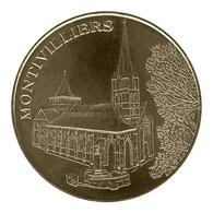 Monnaie De Paris , 2010 , Montivilliers , Abbaye Des Abbesses - Monnaie De Paris