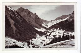 CPSM - MONTAFON - Wintersportplatz Gargellen - Autriche