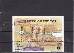 Israel 1987. Yvert Block 36 Mi 34  MNH ** - Hojas Y Bloques