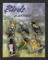 MALAWI 2003 OISEAUX  YVERT N°723/28 NEUF MNH** - Birds