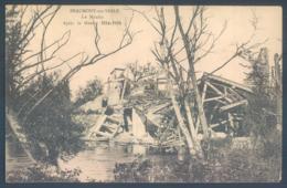 51 BEAUMONT SUR VESLE Le Moulin Après La Guerre - France