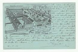 Ledeberg-Lez-GAND / GENT - Pensionnat Des Soeurs De La Présentation Notre Dame - CPA 1903 - Gent