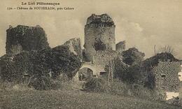 SAINT PIERRE LAFEUILLE - CHÂTEAU DE ROUSSILLON - #8244/46340 01 01 - France