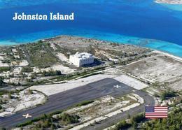 Johnston Atoll Johnston Island View New Postcard - Sonstige