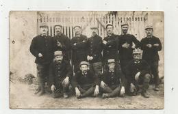 JC , Cp, Carte Photo Guilleminot ,militaria ,militaires Du 103 E,  Vierge - Personaggi