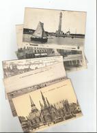 Lot De 50 Cpa Cpsm Du Departement 59 Nord - Cartes Postales
