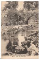 87 - PIERRE-BUFFIERE (Hte-Vienne) - Vieux Pont Sur La Breuil. - Pierre Buffiere