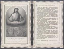 Image Pieuse En Dentelle : (Ch. Letaille, PI 711 / Boumard & Fils, Paris) - Communion
