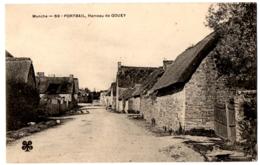 CPA 50 - PORT-BAIL (Manche) - 69. Hameau De GOUEY - Autres Communes