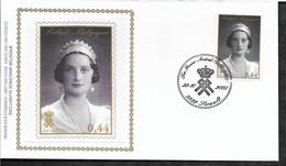 La Reine ASTRID - FDC