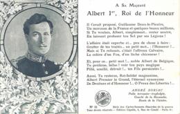 Guerre 1914-18, Cartes Sonnets Illustrees De La Guerre N°11 - Weltkrieg 1914-18
