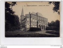 HERSIN COUPIGNY - Château De M. Daquin - Très Bon état - Autres Communes