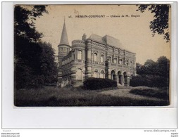 HERSIN COUPIGNY - Château De M. Daquin - Très Bon état - Other Municipalities