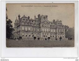 HAVRINCOURT - Façade Du Château - Très Bon état - Andere Gemeenten