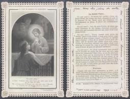Image Pieuse En Dentelle : (Ch. Letaille, PI 662 / Boumard & Fils, Paris) - Communion