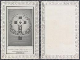 Image Pieuse En Dentelle : (Edit. Serz & Co, N°830 Nurnberg) - Kommunion Und Konfirmazion