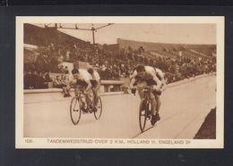 Niederlande Olympia Olympic Games 1928 Fahrrad - Olympic Games