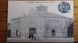 CPA CHALONS SUR MARNE - Châlons-sur-Marne
