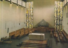 Orsay 91 - La Clarté-Dieu - Chapelle Autel Orgues Vitraux - Orsay