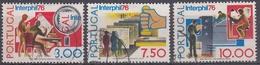 PORTUGAL1976 Nº 1293/95 USADO - Used Stamps
