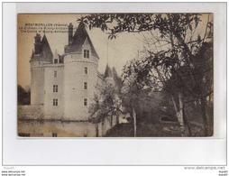 MONTMORILLON - Le Château De Bourg Archambault - Très Bon état - Montmorillon