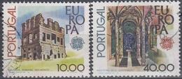 PORTUGAL1978 Nº 1383/84 USADO - Used Stamps