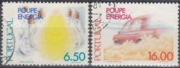 PORTUGAL1980 Nº 1486/87 USADO - 1910-... République