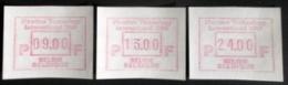 ATM Flanders 89 SERIE B Papier RRR! ( OPLAGE. 1 ! ) - Postage Labels
