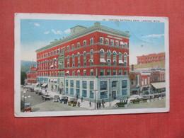 Capital National Bank Michigan > Lansing  Ref  3854 - Lansing