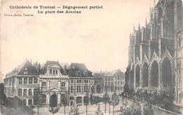 Tournai - Cathédrale De Tournai - Dégagement Partiel - Doornik