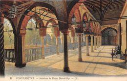 Constantine - Intérieur Du Palais Dar-el-Bey - Constantine