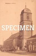 De Kerk 1932 - Bottelare - Merelbeke