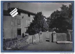 Carte Postale 48. Malzieu Ville   école De La Présentation Trés Beau Plan - France