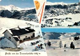 Grüße Von Der Turracherhöhe 1763 M - 3 Bilder (345) * 9. 1. 1965 - Österreich