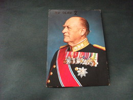THE KING OF NORWAY OLAV V RE NORVEGIA - Case Reali