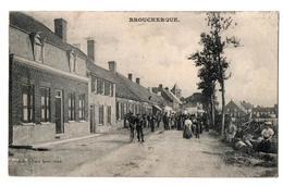 BROUCKERQUE LE BOURG TRES ANIMEE - France