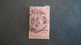 69 Oblitéré Vendu à 15% - 1893-1900 Thin Beard