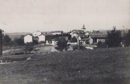 T1 - Carte Photo - Cpsm 42 - Aveizieux - Photo Transformée En Carte Postale Années 40 - Frankrijk