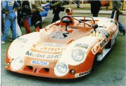 LE MANS  Circuit De 24h  Sigma  1998 Cm3  1ère Voiture Japonaise à Parteciper - Le Mans