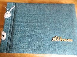 JAPON:TRES BEL ALBUM D'UNE FAMILLE JAPONAISE DANS LES ANNEES 60- 106 PHOTOS-VOITURE-VACANCES-ATTRACTION- ECOLE ECT... - Albumes & Colecciones
