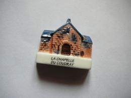 Daguenaud - Bain De Bretagne - Chapelle Du Coudray - Geluksbrengers