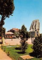 MONTPELLIER Le Nouveau Montpellier Le Triangle Dominant La Ville Vu De L Esplanade(SCAN RECTO VERSO)MA0038 - Montpellier