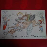 ILLUSTRATEUR IN N EST RESTE EN ..PAMS FRANC MACONNERIE - Personnages