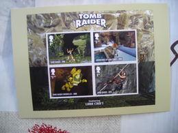 PHQ Vidéo Games, Tomb Raider (de Feuillet) - Illustrators & Photographers