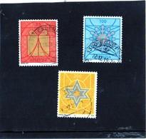 2019 Svizzera - Natale - Used Stamps