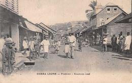 Sierra Leone Freetown Krootown Road - Sierra Leone