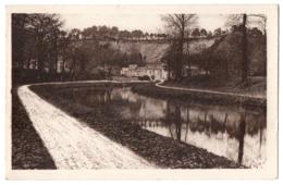 CPA 35 - SAINT GERMAIN SUR ILLE (Ille Et Vilaine) - 1996. Le Canal. La Ville-en-bois Et Les Carrières - Saint-Germain-sur-Ille