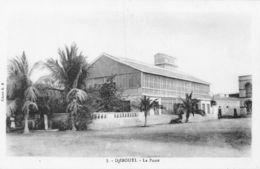 Djibouti La Poste - Dschibuti